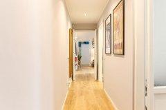interior design corridoio