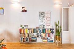 interior design libreria