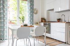 arredamento cucina bianca